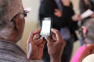Smart phones for seniors
